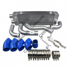 Front Mount Intercooler Kit For 99-05 VW Jetta 1.8T Turbo GLI Model with Lowered Lip