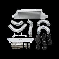 Intercooler + Piping Kit For 2018+ Kia Stinger 3.3 Twin Turbo Big Core