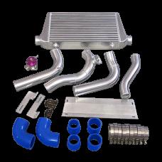 Intercooler + Piping Kit BOV Mounting Bracket for 78-83 Datsun S130 280ZX L28ET Turbo