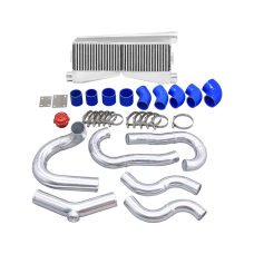Intercooler Piping Kit For 94-04 Chevrolet S-10 S10 Truck LS1 LS Twin Turbo