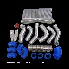 Intercooler Piping BOV Kit For 86-92 Supra MK3 LS1 Swap Twin Turbo