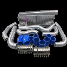FMIC Intercooler Kit For 79-93 Fox Body Ford Mustang V8 5.0 Twin Turbo GT35