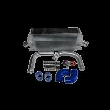 "3.5"" core Bolt-on Intercooler Piping Kit BOV For 03-06 Dodge Neon SRT-4"