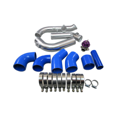 Upgrade Intercooler Piping Kit + BOV For 2010 - 2015 Kia Optima 2.0T Stock IC