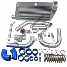 Front Mount Intercooler Kit For Mitsubishi Lancer RalliArt Turbo w/BOV