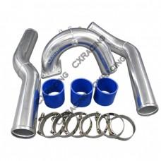 """3.5"""" Intake + Intercooler Piping Kit For 3rd Gen 02-08 Dodge Ram 5.9 Cummins"""