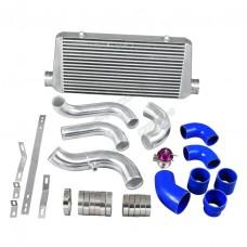 Intercooler + Piping BOV Kit For 240SX S13 S14 RB20DET RB25DET RB25 RB20