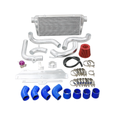 Intercooler + Piping + Brackets Kit For Nissan Skyline R32 SR20DET SR20