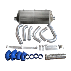 Intercooler + Pipe Piping Kit For 00-07 Volvo P2 V70 XC70 2.4T S60