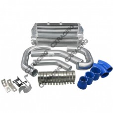 Double Core FMIC Intercooler Piping Kit For 2008+ Volkswagen VW CC 2.0 TSI