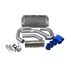 Double Core FMIC Intercooler Piping Kit For 2008-2012 Volkswagen VW CC 2.0 TSI