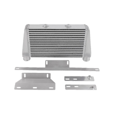 Intercooler + Mounting Bracket For Land Cruiser 80 J80 LC80 Fits ARB Bumper
