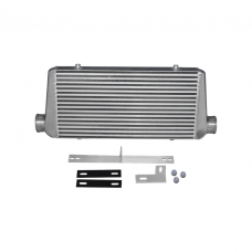 Turbo Intercooler + Bracket For 79-93 Ford Mustang 5.0 Fox Body