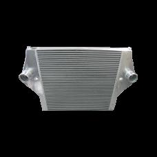 "3"" Core Intercooler + Mounting Brackets For 03-07 Dodge Ram Cummins 5.9L Diesel"