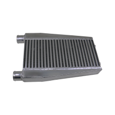"2"" Inlet/Outlet  Universal Turbo Intercooler 16.5x 8x 2 3/8 Core"