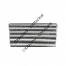 "Universal Intercooler 4"" Thickness Core For Civic B16 300ZX Jetta CRX"