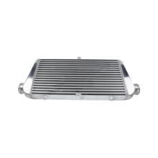 """2.75"""" Inlet & Outlet FMIC Intercooler 30x11x3 For Mitsubishi Nissan"""