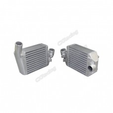 "Upgraded Side Mount Turbo Intercoolers 8""x7.5""x3.5"" For 00 01 02 Audi S4"