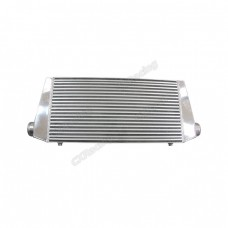 """Universal Front Mount Intercooler 36""""x13.5""""x4"""", 4"""" Core: 27""""x13.5""""x4"""", 3"""" Inlet & Outlet"""