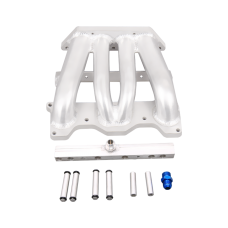 Intake Manifold For RX7 Turbo 2 FC 13B 4 Ports Fits FD REW Upper