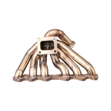 Thickwall Turbo Manifold For Toyota 2JZ-GTE 2JZGTE Vband WG S13 Supra3