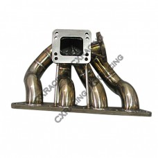 T3 T4 Turbo Manifold For 89-99 Mit. Eclipse 1G 2G Eagle Talon 4G63