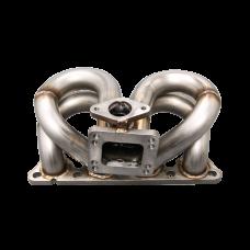 Turbo Manifold Header For 92-00 Civic Integra D16 D15