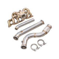 Turbo Manifold Downpipe for Nissan Skyline R32 AWD GT-R RB26DETT RB26