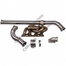 Thick Wall Manifold Downpipe For Nissan Datsun 510 S13