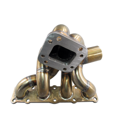 TOP MOUNT T3 TD05 TURBO MANIFOLD For 08+GENESIS COUP 2.0T GC