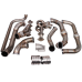 Manifold Header Downpipe Kit For 09-10 Ford F150 F-150 Expedition 5.4L