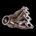 Turbo Manifold Header Downpipe Kit For 97-03 Ford F150 4.6L V8 NA-T