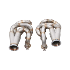 Twin Turbo Manifold Header For 1960-66 Chevrolet C10 Truck LS1 LQ