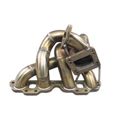 11 Gauge Thick T3 T4 Turbo Top Mount Manifold For 240SX S13 S14 SR20DET