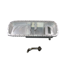 Aluminum Oil Pan + Pickup for RB25 RB25DET Swap 240Z 260Z 280Z