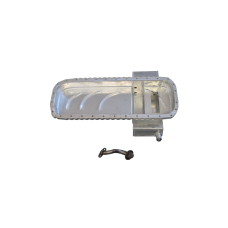 Aluminum Oil Pan for Nissan/Datsun 300ZX Z32 RB25 RB25DET Swap