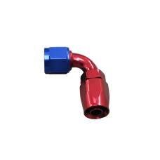 AN 8  AN8 8AN 90 Degree Swivel Oil/Fuel Hose End Aluminum Oil Fitting