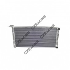 Aluminum Radiator For Datsun 240Z 260Z 280Z RB20/25DET or KA24DE Manual Transmission
