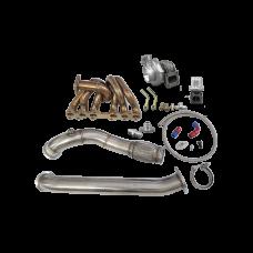 Turbo Manifold Downpipe Kit for Cressida 1JZ-GTE MX83 1JZGTE Swap