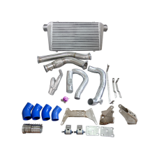2JZGTE Engine R154 Trans Mount Kit Intercooler Downpipe For BMW E46 2JZ-GTE Swap