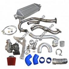 Turbo Intercooler Piping Wastegate BOV Kit for 76-86 Jeep CJ 7 5 6 8 4.2L AMC