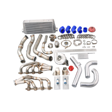 Turbo Manifold Intercooler Engine Mount For 78-83 Chevrolet Malibu G-Body LS1 LSx