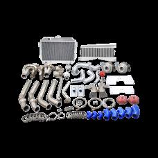 Twin Turbo Manifold Intercooler Engine Mount Kit for 60-66 Chevrolet C10 LS1 LQ