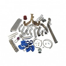Turbo Kit + Intercooler Manofild For Scion FR-S Subaru BRZ FA20 NA-T