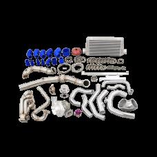 Turbo Manifold Intercooler For 05-11 Honda Civic Si FA FG FK FN FD K20 Engine