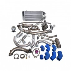 Turbo Intercooler Kit for 01-06 Civic Integra DC5 K20 RSX Sidewinder Manifold