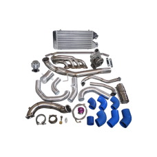 Turbo Intercooler Kit for 01-06 Civic Integra DC5 K20 RSX Sidewinder Manifold