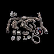 T76 Turbo Manifold Kit For Scion FR-S Subaru BRZ LS1 Engine Swap FRS LSx