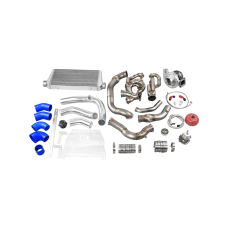 Turbo Manifold Intercooler Kit For 04-13 BMW E90/E92 LS1 Engine 700 HP T76