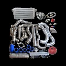 Turbo Intercooler kit For 99-07 Chevrolet Silverado GMT 800 Vortec V8 4.8 5.3 6.0